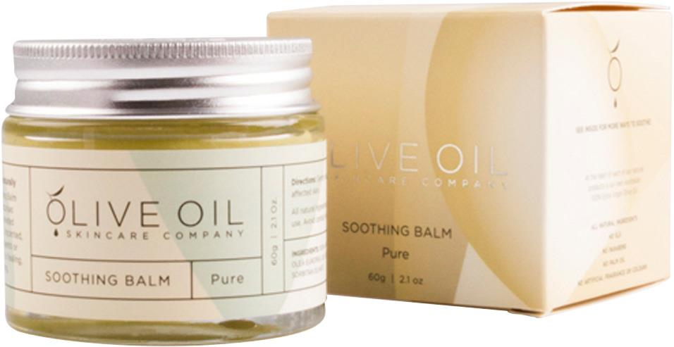 Olive Oil Skincare Company Soothing Balm Natural 60g