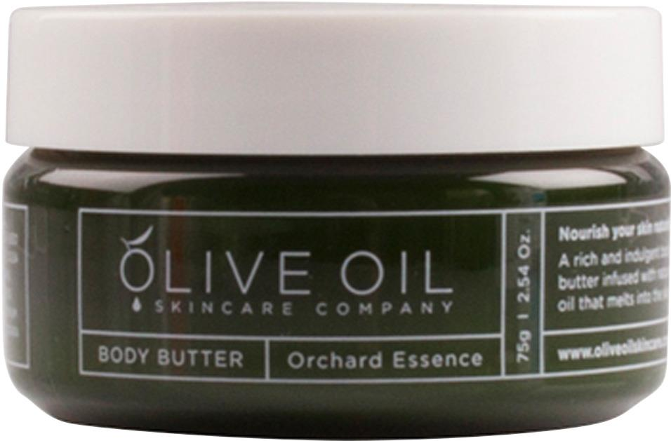 Olive Oil Skincare Company Body Butter Orchard Essence 75g