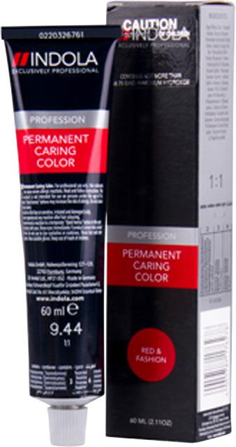 3.8 Indola Professional Permanent Caring Colour 60ml - Dark Brown