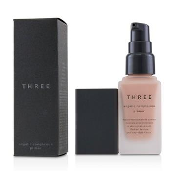THREE Angelic Complexion Primer SPF22 - # 01 Pink Petal 30g/1.06oz Make Up