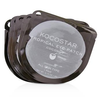 KOCOSTAR Tropical Eye Patch Unscented - Coconut (Individually packed) 10pairs Skincare