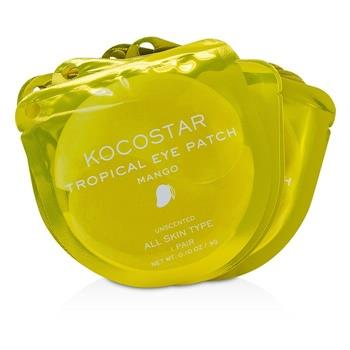 KOCOSTAR Tropical Eye Patch Unscented - Mango (Individually packed) 10pairs Skincare