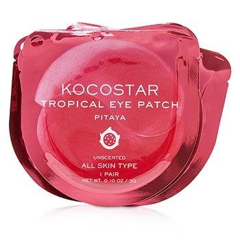 KOCOSTAR Tropical Eye Patch Unscented - Pitaya (Individually packed) 10pairs Skincare