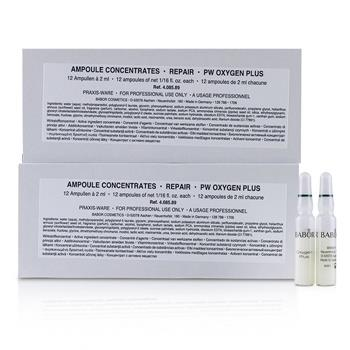 Babor Ampoule Concentrates Repair Oxygen Plus (Salon Size) 24x2ml/0.06oz Skincare