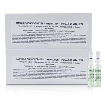 Babor Ampoule Concentrates Hydration Algae Vitalizer (Salon Size) 24x2ml/0.06oz Skincare