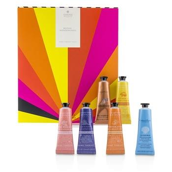 Crabtree & Evelyn Boogie Wonderhands Hand Therapy Vault Set 12x25ml/0.86oz Skincare