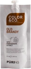 Puring Color&Co. Nourishing Colour Mask 50ml - Old Brandy