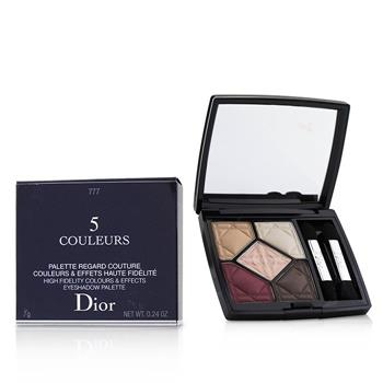 Christian Dior 5 Couleurs High Fidelity Colors & Effects Eyeshadow Palette – # 777 Exalt Matte 7g/0.24oz Make Up