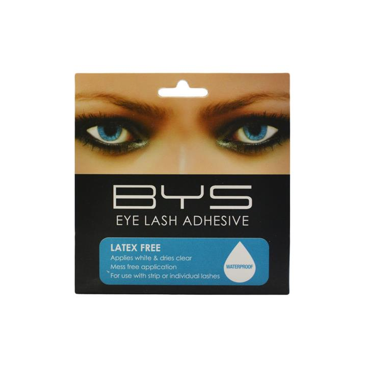 BYS Eyelash Adhesive Waterproof Latex Free
