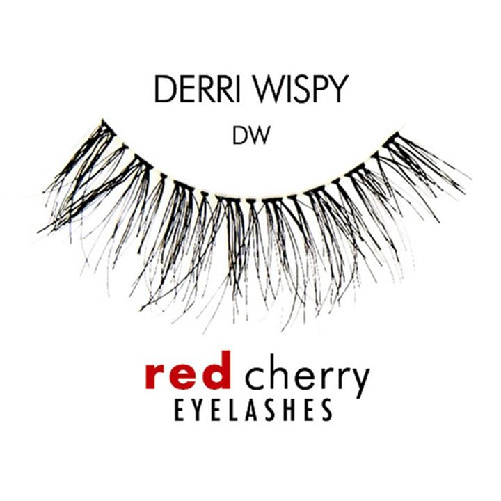 Red Cherry Eyelashes DW Demi Wispy