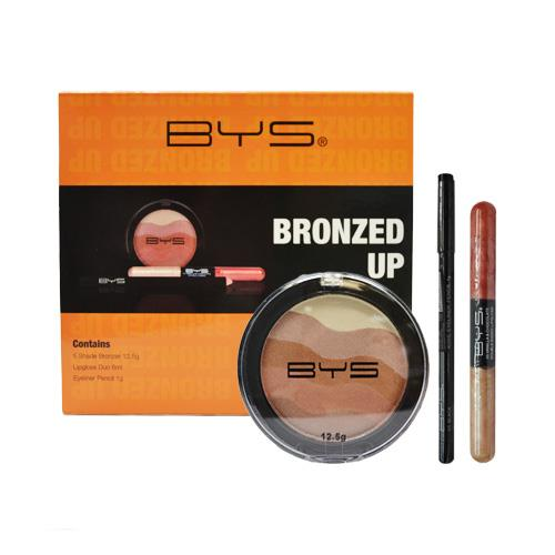 BYS Basic Pack 3Pc Bronzed Up