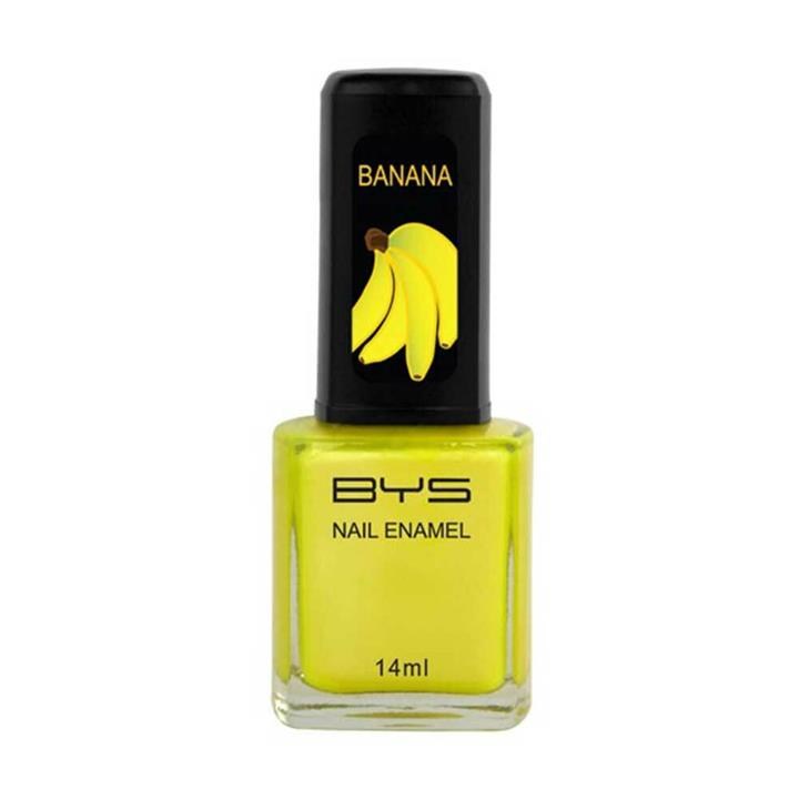 BYS Scented Nail Enamel Banana 14ml