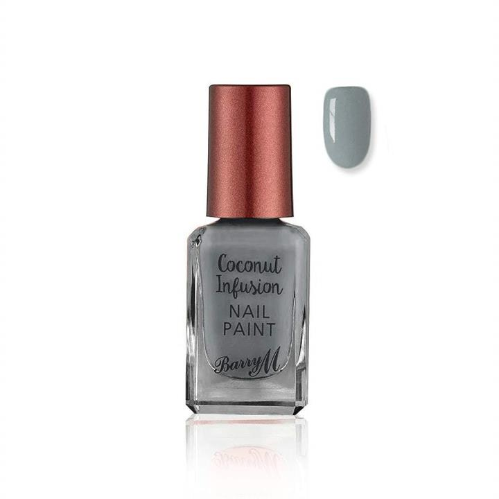 Barry M Coconut Infusion Gel Nail Polish 701 Storm 10ml