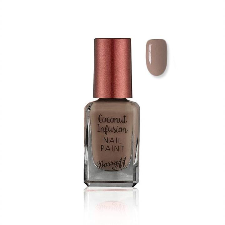 Barry M Coconut Infusion Nail Polish 627 Boardwalk 10ml