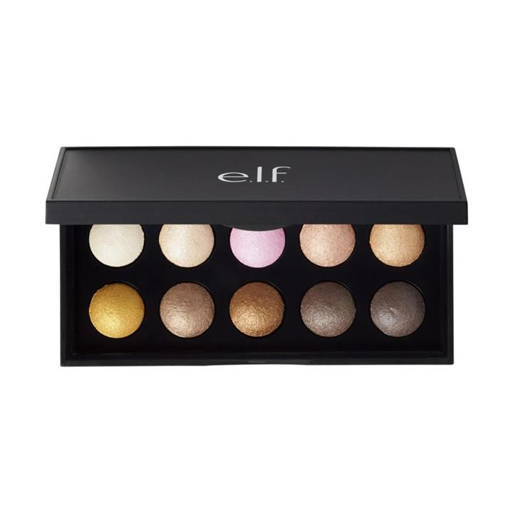 e.l.f. Baked Eyeshadow Palette Texas 8g
