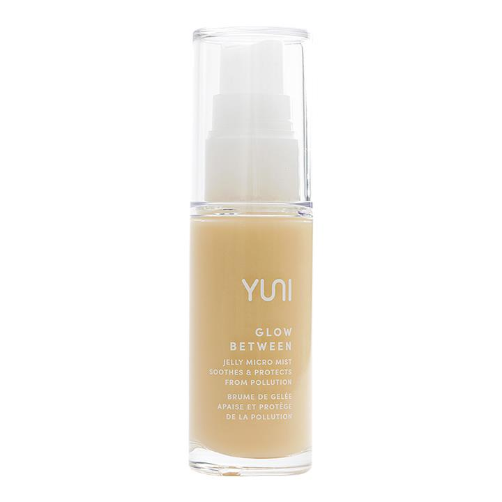 Yuni Beauty GLOW BETWEEN Jelly Micro Mist Anti Pollution Soothing Face Spray 30ml
