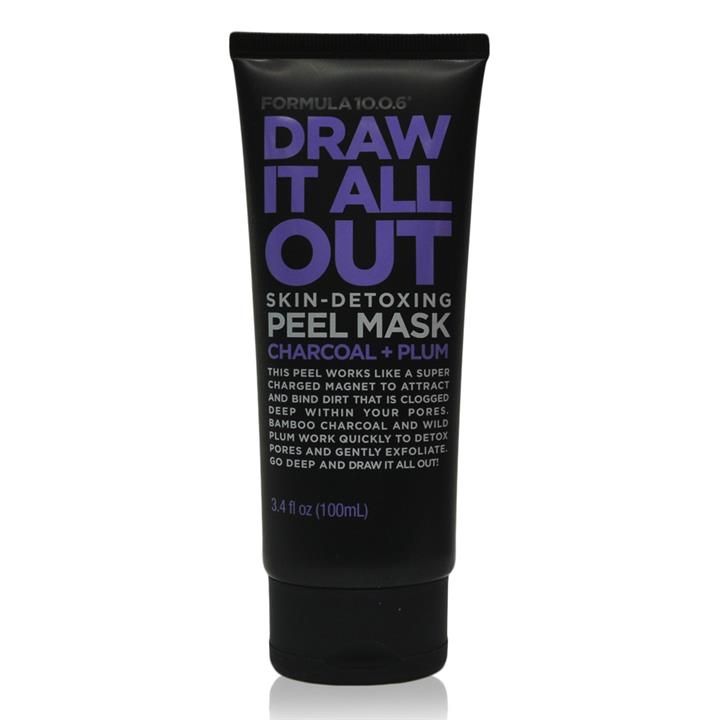 Formula 10.0.6 Draw It All Out Skin Detoxifying Mask 100ml