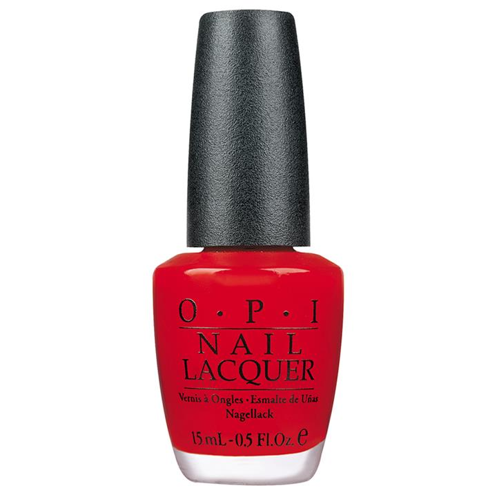 Opi OPI Red Nail Lacquer 15ml
