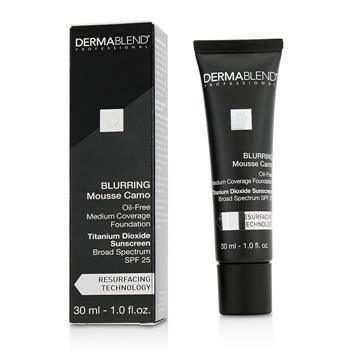 Dermablend Blurring Mousee Camo Oil Free Foundation SPF 25 (Medium Coverage) - #30N Sand (Exp. Date 10/2019) 30ml/1oz Make Up