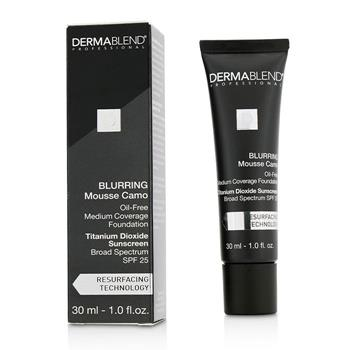 Dermablend Blurring Mousee Camo Oil Free Foundation SPF 25 (Medium Coverage) - #35N Wheat (Exp. Date 10/2019) 30ml/1oz Make Up