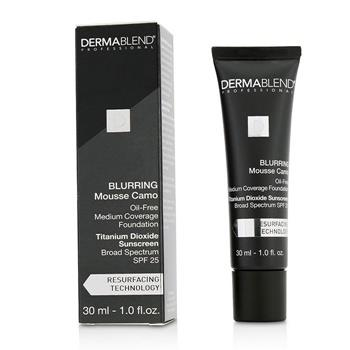 Dermablend Blurring Mousee Camo Oil Free Foundation SPF 25 (Medium Coverage) - #40W Sahara (Exp. Date 10/2019) 30ml/1oz Make Up