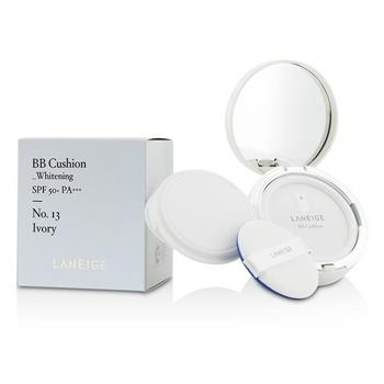 Laneige BB Cushion Foundation (Whitening) SPF 50 With Extra Refill - # No. 13 True Beige 2x15g/0.5oz Make Up