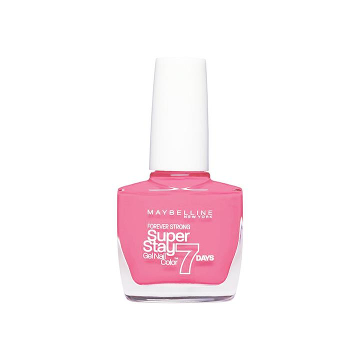 Maybelline Super Stay 7 Days Gel Nail Color 125 Enduring Pink 10ml