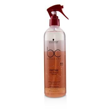 Schwarzkopf BC Bonacure Peptide Repair Rescue Spray Conditioner (For Fine to Normal Damaged Hair) 400ml/13.5oz Hair Care