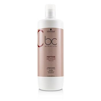 Schwarzkopf BC Bonacure Peptide Repair Rescue Conditioner (For Damaged Hair) 1000ml/33.8oz Hair Care