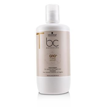 Schwarzkopf BC Bonacure Q10+ Time Restore Treatment (For Mature and Fragile Hair) 750ml/25.3oz Hair Care