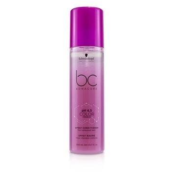 Schwarzkopf BC Bonacure pH 4.5 Color Freeze Spray Conditioner (For Coloured Hair) 200ml/6.7oz Hair Care