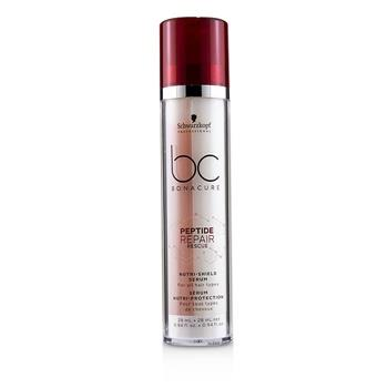 Schwarzkopf BC Bonacure Peptide Repair Rescue Nutri-Shield Serum (For All Hair Types) 2x28ml/0.94oz Hair Care