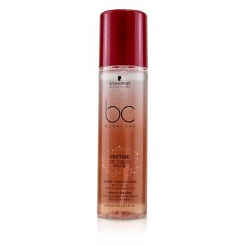 Schwarzkopf BC Bonacure Peptide Repair Rescue Spray Conditioner (For Fine to Normal Damaged Hair) 200ml/6.7oz Hair Care