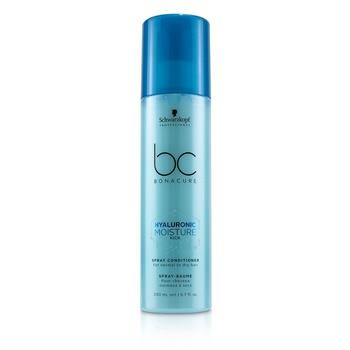 Schwarzkopf BC Bonacure Hyaluronic Moisture Kick Spray Conditioner (For Normal to Dry Hair) 200ml/6.7oz Hair Care