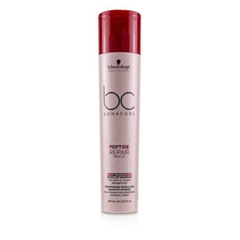 Schwarzkopf BC Bonacure Peptide Repair Rescue Deep Nourishing Micellar Shampoo (For Thick to Normal Damaged Hair) 250ml/8.5oz Hair Care
