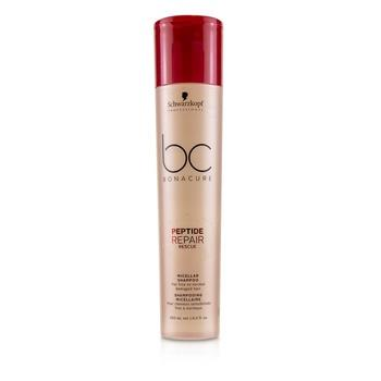 Schwarzkopf BC Bonacure Peptide Repair Rescue Micellar Shampoo (For Fine to Normal Damaged Hair) 250ml/8.5oz Hair Care