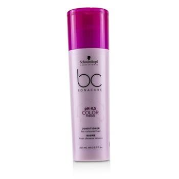 Schwarzkopf BC Bonacure pH 4.5 Color Freeze Conditioner (For Coloured Hair) 200ml/6.7oz Hair Care