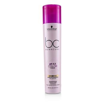 Schwarzkopf BC Bonacure pH 4.5 Color Freeze Gold Shimmer Micellar Shampoo (For Gold Hair) 250ml/8.5oz Hair Care