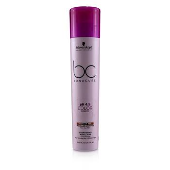 Schwarzkopf BC Bonacure pH 4.5 Color Freeze Vibrant Red Micellar Shampoo (For Red Hair) 250ml/8.5oz Hair Care