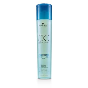 Schwarzkopf BC Bonacure Hyaluronic Moisture Kick Micellar Shampoo (For Normal to Dry Hair) 250ml/8.5oz Hair Care