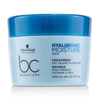 Schwarzkopf BC Bonacure Hyaluronic Moisture Kick Treatment (For Normal to Dry Hair) 200ml/6.7oz Hair Care