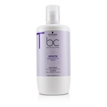 Schwarzkopf BC Bonacure Keratin Smooth Perfect Treatment (For Unmanageable Hair) 750ml/25.3oz Hair Care