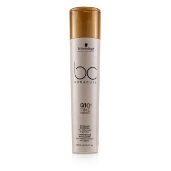 Schwarzkopf BC Bonacure Q10+ Time Restore Micellar Shampoo (For Mature and Fragile Hair) 250ml/8.5oz Hair Care