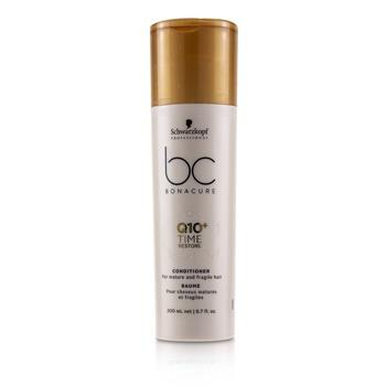 Schwarzkopf BC Bonacure Q10+ Time Restore Conditioner (For Mature and Fragile Hair) 200ml/6.7oz Hair Care