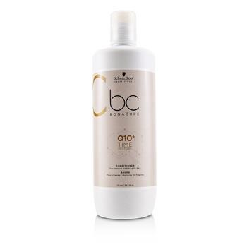 Schwarzkopf BC Bonacure Q10+ Time Restore Conditioner (For Mature and Fragile Hair) 1000ml/33.8oz Hair Care