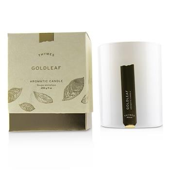 Thymes Aromatic Candle - Goldeaf 9oz Home Scent