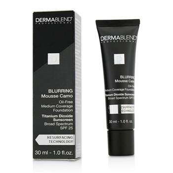 Dermablend Blurring Mousee Camo Oil Free Foundation SPF 25 (Medium Coverage) - #20N Fwan (Exp. Date 10/2019) 30ml/1oz Make Up