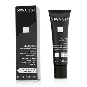 Dermablend Blurring Mousee Camo Oil Free Foundation SPF 25 (Medium Coverage) - #45C Clay (Exp. Date 10/2019) 30ml/1oz Make Up