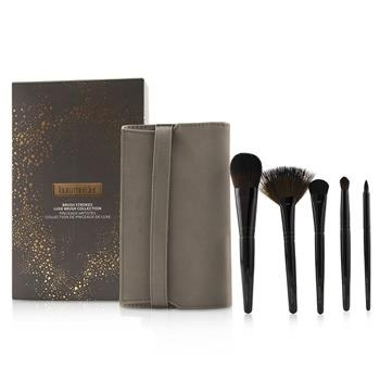 Laura Mercier Brush Strokes Luxe Brush Collection 5pcs Make Up