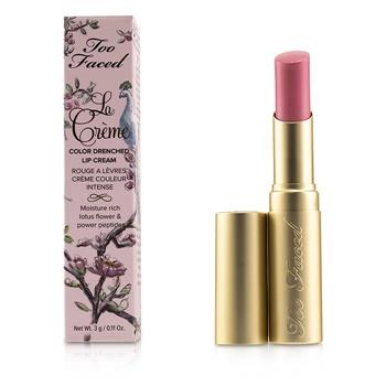 Too Faced La Creme Color Drenched Lip Cream – # Marshmallow Bunny 3g/0.11oz Make Up